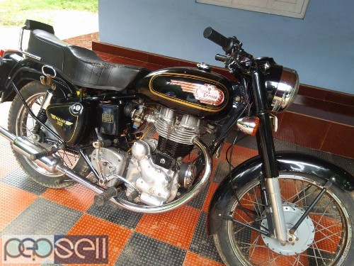 Royal Enfield 2006 model Second owner for sale 0