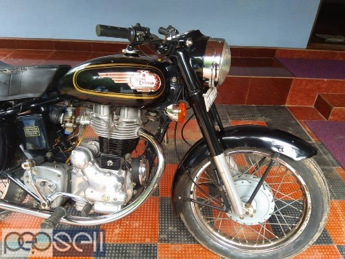 Royal Enfield 2006 model Second owner for sale 1