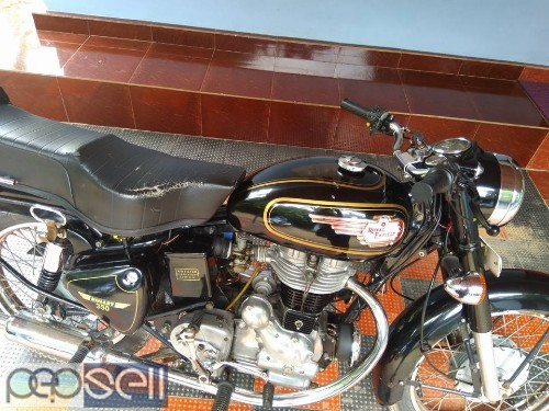 Royal Enfield 2006 model Second owner for sale 3