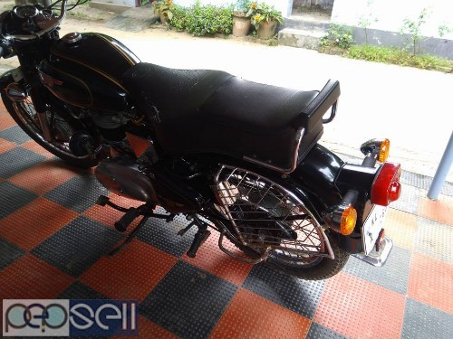 Royal Enfield 2006 model Second owner for sale 4
