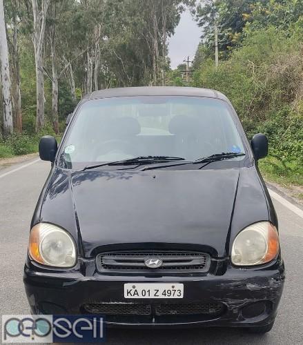 Hyundai Santro Xing Zip Plus petrol model 2003 for sale 0