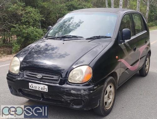 Hyundai Santro Xing Zip Plus petrol model 2003 for sale 1