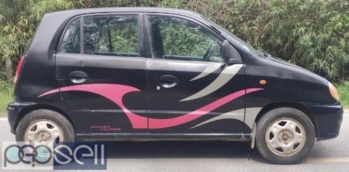 Hyundai Santro Xing Zip Plus petrol model 2003 for sale 2