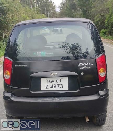 Hyundai Santro Xing Zip Plus petrol model 2003 for sale 3