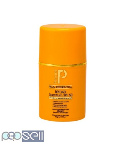 Best beauty products online Perenne Broad Spectrum SPF 50 0