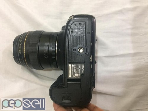 2.5 year old Canon mark 4 & 85mm 1:8 for sale 1