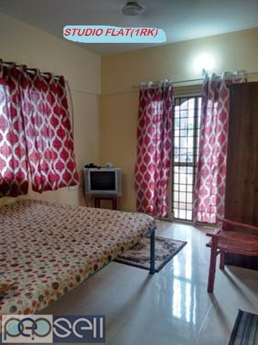 SINGLE ROOM / 1BHK FULLY FURNISHED FOR RENT WITH KITCHEN 1