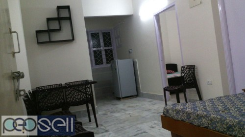 fully furnished 1 room  with ac best location in boring road 0