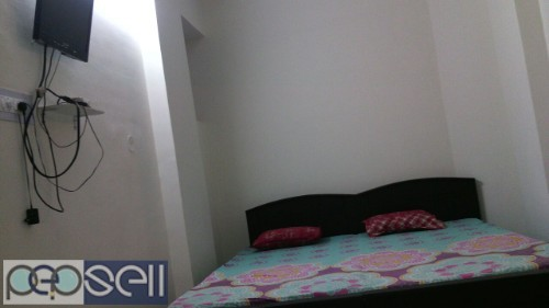 fully furnished 1 room  with ac best location in boring road 2