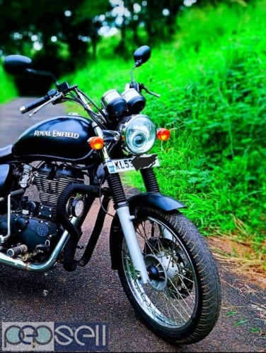 2015/07 Royal Enfield Thunderbird 350 for sale in Perinthalmanna 0