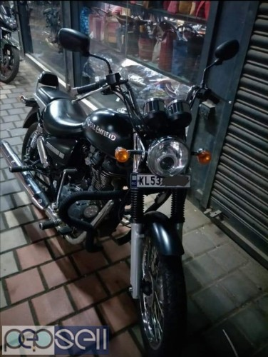 2015/07 Royal Enfield Thunderbird 350 for sale in Perinthalmanna 4