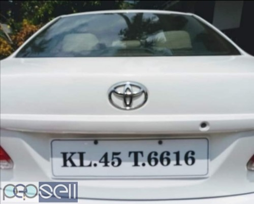 Re-Registered Toyota Corolla Altis for sale in Chalakudy 2