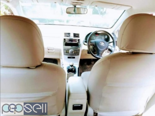 Re-Registered Toyota Corolla Altis for sale in Chalakudy 4