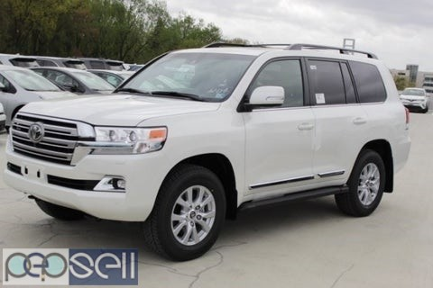 Toyota Land Cruiser for sale 1
