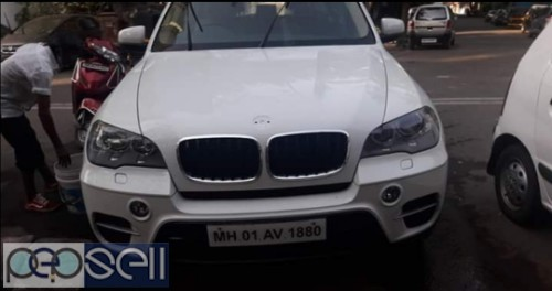 BMW X5 for sale in Mumbai 2