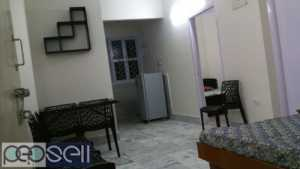 fully furnished 1 room  with ac best location in boring road