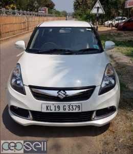 Maruti Suzuki Swift Dezire for sale in Thiruvananthapuram