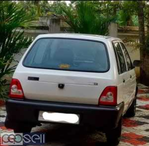 Maruti 800 for sale in Vaikom