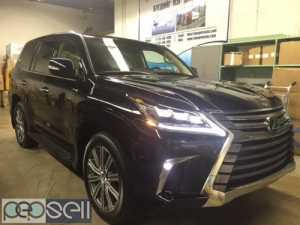 2016 Lexus LX570 Full  Option