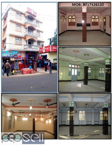 commercial space available muzaffarpur bihar 2000 sq ft 0