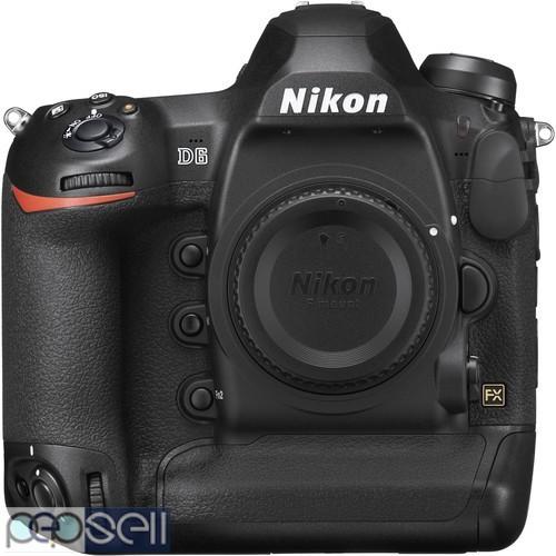 Nikon D6 DSLR Camera / Canon EOS-1D X Mark III 0