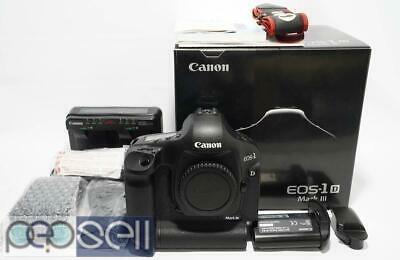 Nikon D6 DSLR Camera / Canon EOS-1D X Mark III 1