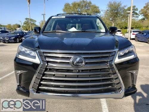 2018 Lexus LX 570 0