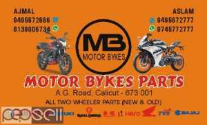 MB MOTORS USED BIKE SPARE PARTS CALICUT KOZHIKKODE THIRUVANNUR PUTHIYARA MANKAVU KALLAI