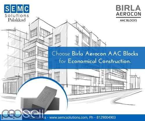 SEMC | Best AAC Block Dealers and Suppliers in Palakkad 1