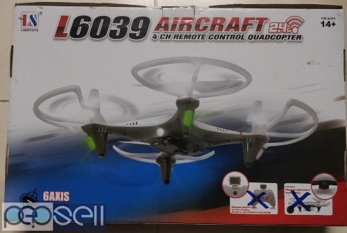 Brand New Drone for Sale with user manual, accessories and box 2