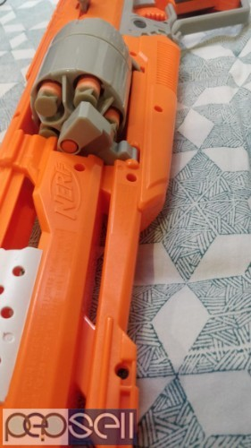 Brand New NERF AlphaHawk blaster for Sale with Extra Darts 0