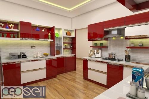 KITCHEN GALAXY -Modular Kitchen Dealer kollam ,Modular Kitchen Work kollam 1