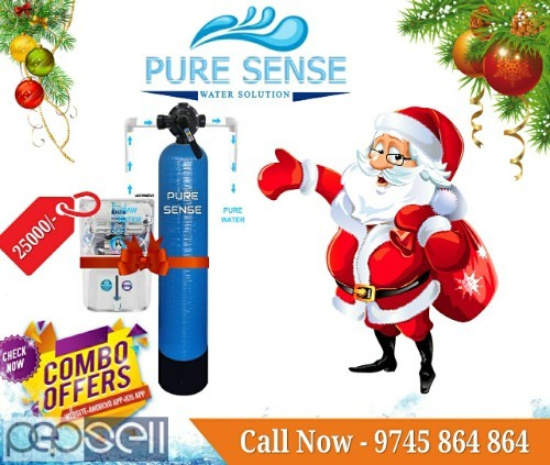 New year Combo Offer whole house water filtration system + Ro Water purifier @ 25000 Thrissur, Kerala. 0