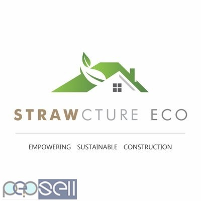 Eco friendly residential house   home   apartment   hospital - STRAWCTURE ECO 0