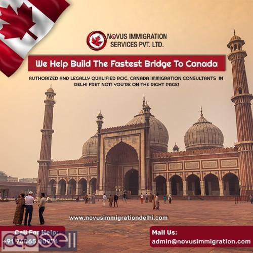 Canada Pr Consultant in Delhi - Novusimmigirationdelhi.com  0