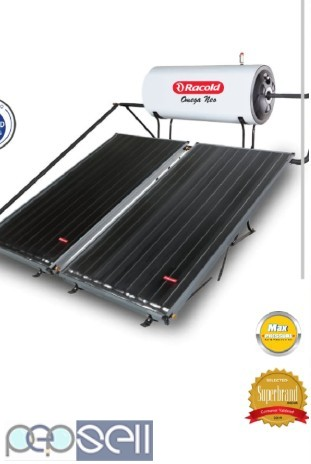 AZION DISTRIBUTORS -Racold Solar Water Heater Dealers Thrissur,Chalakudy,Chavakkad,Triprayar,Kanjany 2