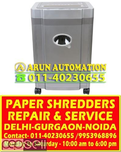 Paper Shredder Machine Repair in Delhi 5