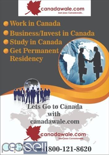 Canada Work Permit Visa – Canadawale.com 1