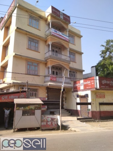 2000 SQ. FT.  COMMERCIAL SPACE FOR RENT MUZAFFARPUR BIHAR  1
