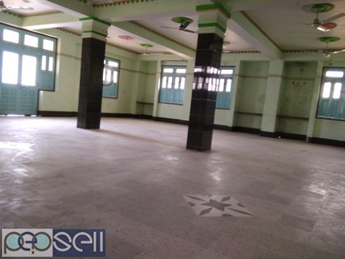 2000 SQ. FT.  COMMERCIAL SPACE FOR RENT MUZAFFARPUR BIHAR  2