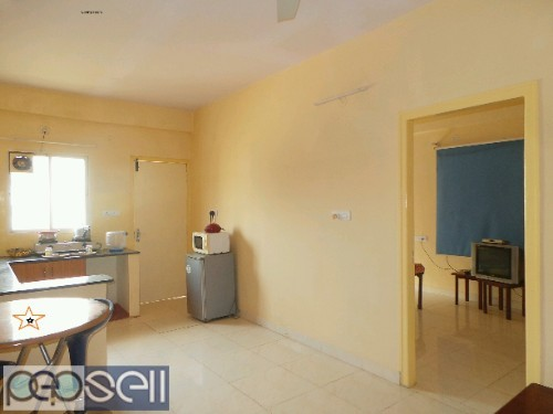 SINGLE ROOM / 1BHK FULLY FURNISED FOR RENT WITH KITCHEN 2