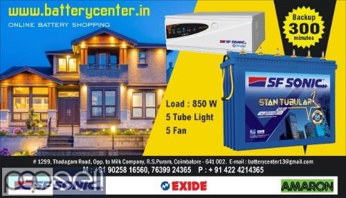 Inverter and Inverter Batteries for Sale  1