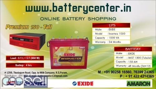 Inverter and Inverter Batteries for Sale  3