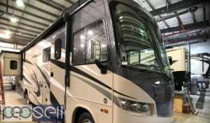 RV Motor Homes and Tour bus
