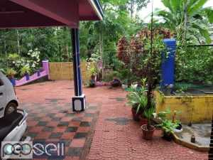 1700 sqft home and 26 cents of land in Kottayam