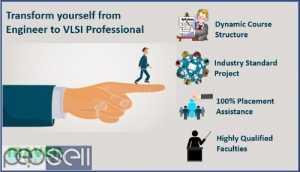 Job-Oriented VLSI Design & Verification Course