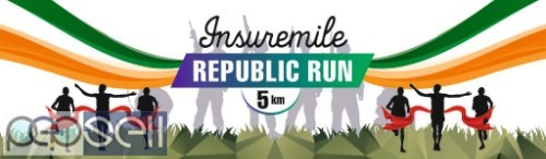 Insuremile Republic 5k Run 0