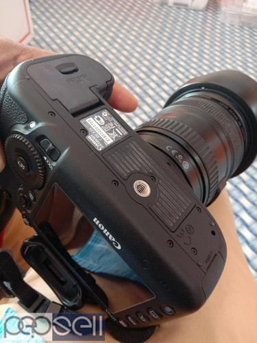 Canon. 5d. Mark iii With 24:105.lens for sale 1