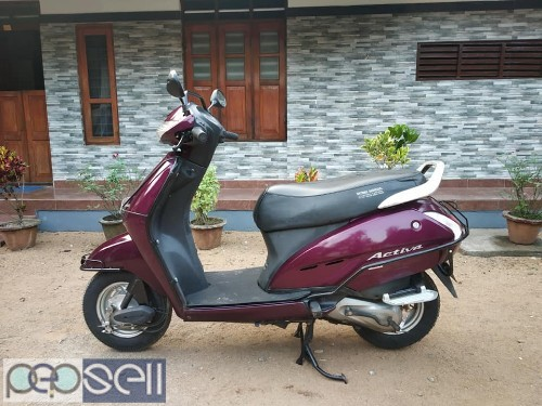 Honda Activa Showroom condition 2014 model Two new tyres All papers are clear 1