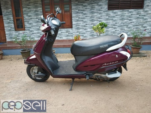 Honda Activa Showroom condition 2014 model Two new tyres All papers are clear 2
